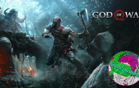 Gamepinions Episode 1: Missed Connection with God of War
