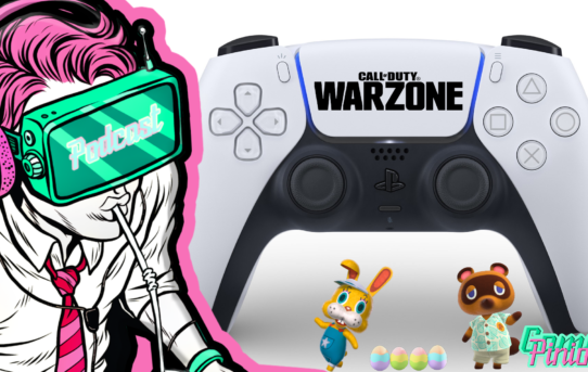 Gamepinions Episode 42: Animal Crossing, Warzone, and The Playstation DualSense Reveal.