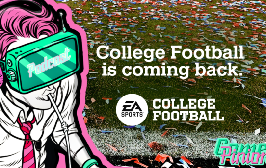 58: EA Sports Is Going Back To College Football