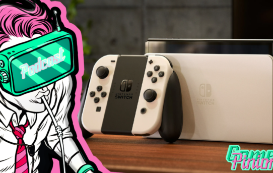 64: Nintendo Switch OLED Model. The Name Says It All.